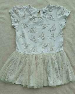 Mididress Baby Gap Dress