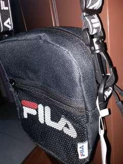 Fila袋(黑色)