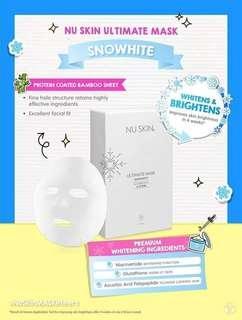 Ultimate Nuskin Snow White Mask