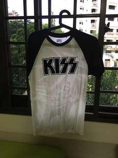 Uniqlo Kiss T-Shirt