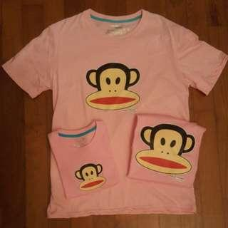 Paul frank Family T shirts