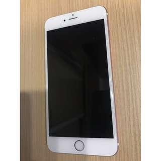 Apple iphone 6s plus 64gb 玫瑰金