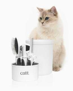 Instock | Catit Long Hair Cat Grooming Kit