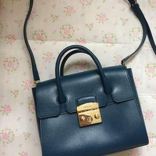 FURLA Bag Metropolis Small Satchel