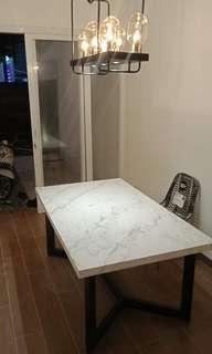 Top table/meja dapur marmer dan granit