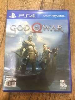 🚚 PS4 God of War Game