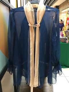 Blue Outerwear #APR10