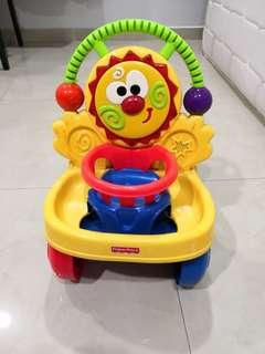 Toy ride on car