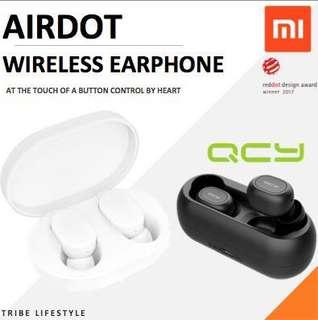 AirDots Bluetooth Earphone Youth Version stereo Bass BT 5.0