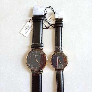 DW Couple Watch Classic Sheffield