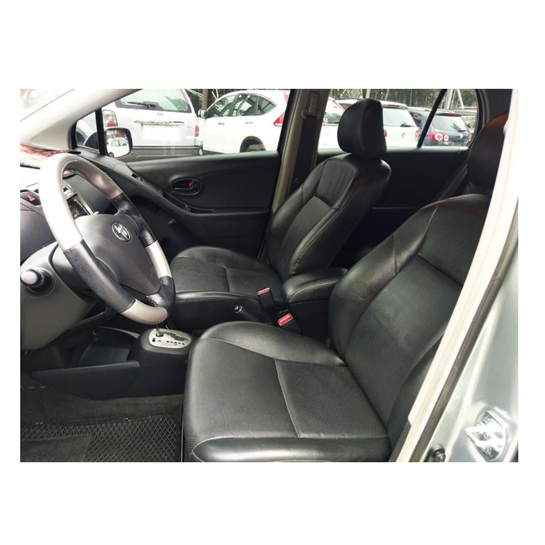 2012 Toyota Yaris 1.5 灰
