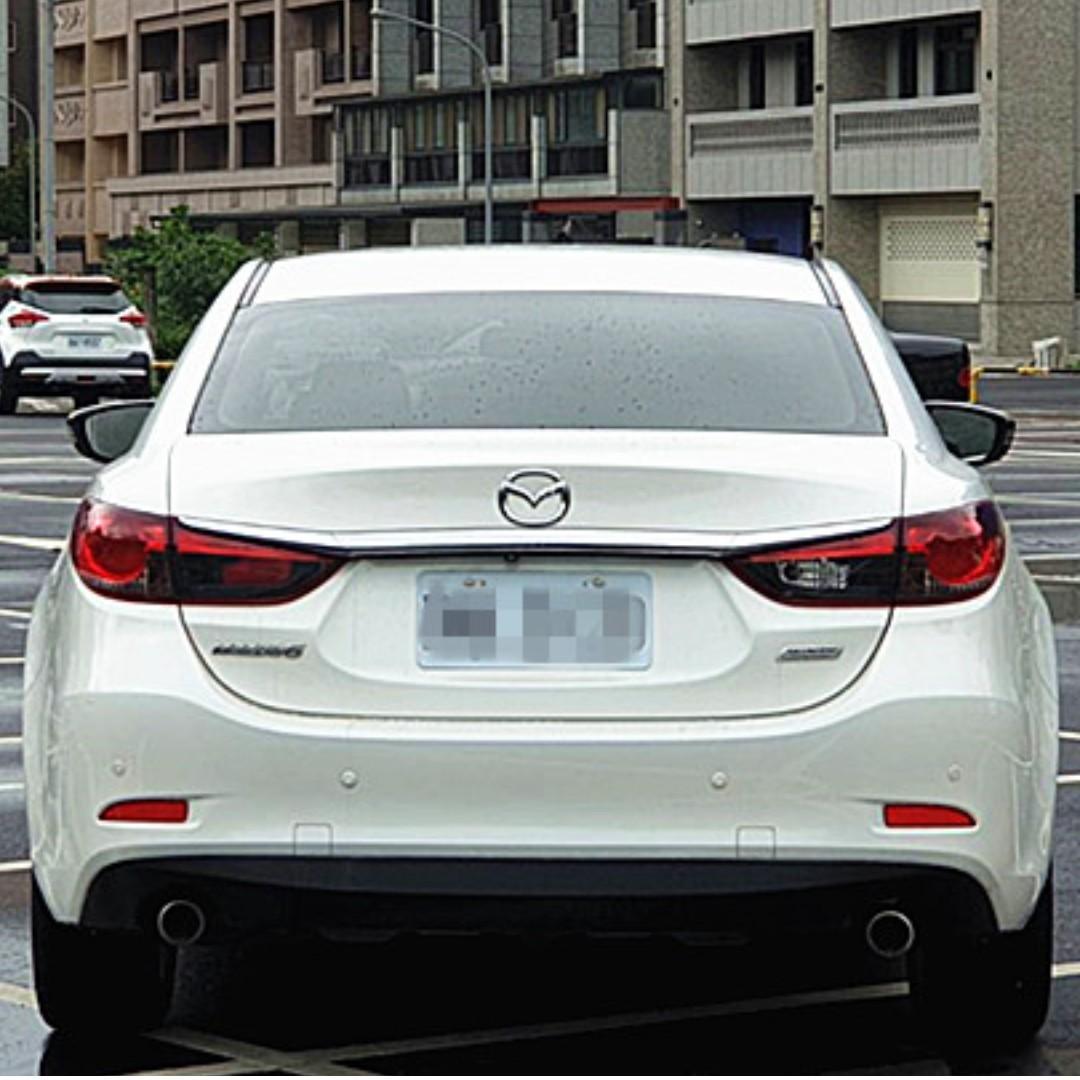 2014 Mazda 6 2.2柴油旗艦型😍😍😍