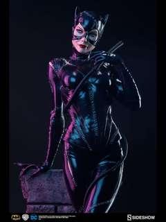 Catwoman Premium Format™ Figure by Sideshow Collectibles Michelle Pfeiffer
