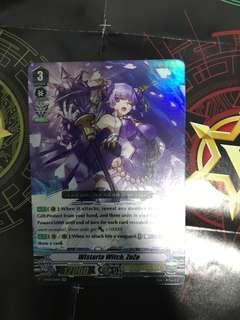 Vanguard English wistaria witch, zozo
