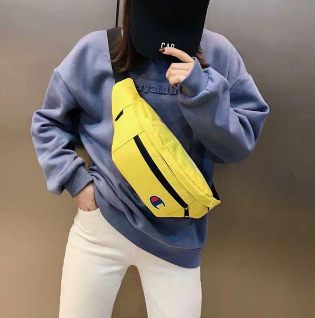 [INSTOCK] 2019 Champion Sling Bag / Champion Fanny Pack