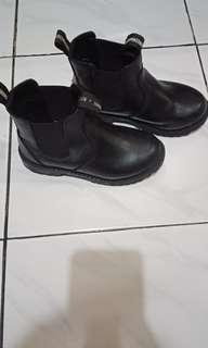 Black Boots kids merk HM