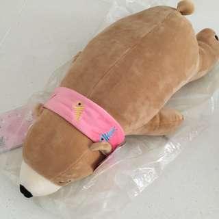 Soft Cute Polar Bear Huggie | Soft Toy | Stuffed Toy