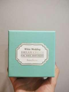 🚚 White Wedding Dream Cream