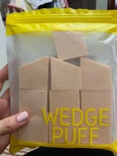 Skinfood wedge puff