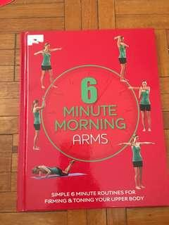 6 minute workout - arms