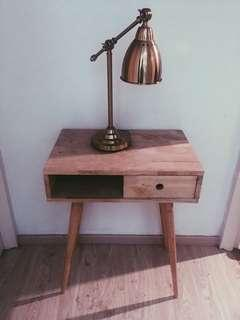 Rustic Reclaimed Desk