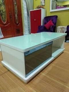 Coffee Table with Storage / Meja Kopi / Living Room