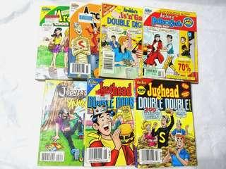 Archie's and Jughead Comic (Extra Size)