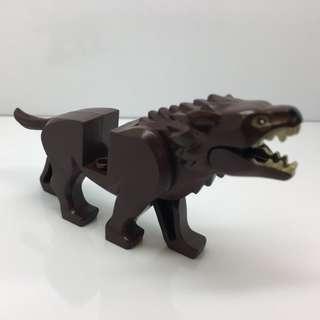 Lego Lord of the Rings Hobbits Warg