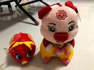 Piggy Pair