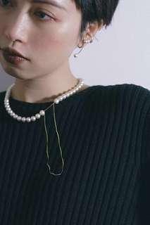 Aoki yuri ✨珍珠頸鏈 全新項鍊 🌕Full Moon Necklace✨✨