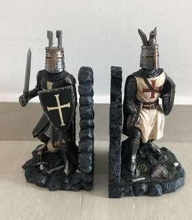 Book stand knights