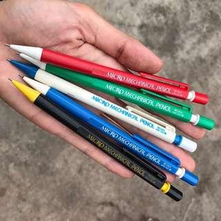 懷舊 鉛芯筆
