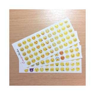 🚚 ♥︎ 表情符號 emoji 貼紙組