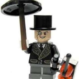 Lego DC Super Heroes Mr Penguin - Free Shipping