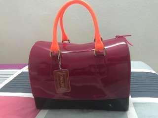 Authentic Furla Candy Bag 9/10