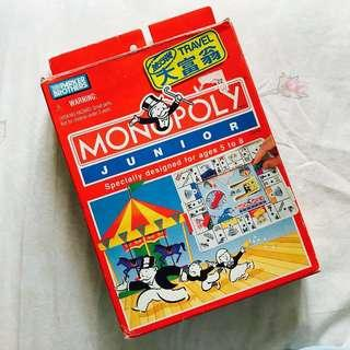 旅行裝大富翁 monopoly for travel