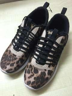 H&M leopard shoes kasut murah