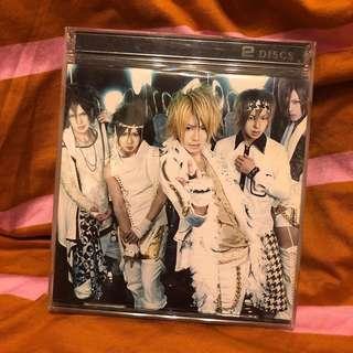 Vivid Blue 港版 CD