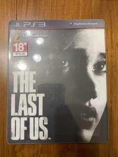 🚚 PS3遊戲—The Last of Us