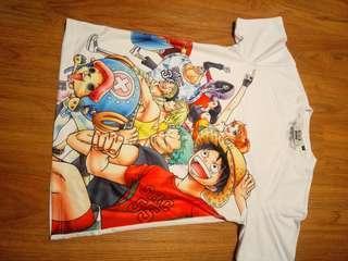 勁靚One Piece Run特別版Tee(M)
