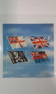英國國旗郵票