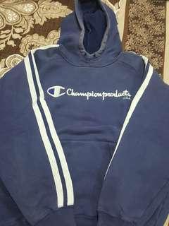 Hoodie Champion Navy