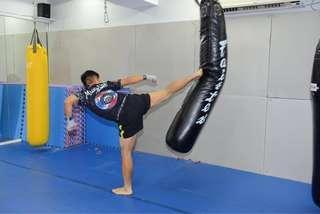 Combat Technique Inspiration 搏撃班 減肥 纖體 瘦身 武術 運動