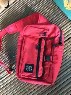 Waist bag rowndvsn merah