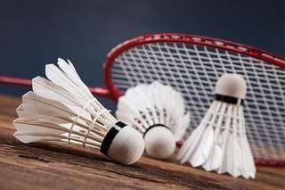 🚚 Badminton training