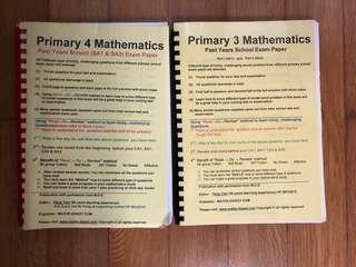 Maths exam paper