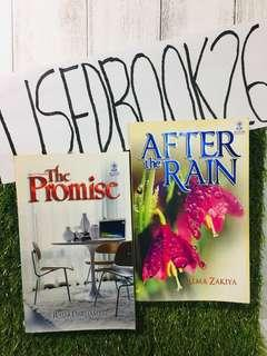 The Promise & After The Rain