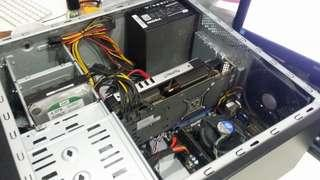 Service & repair pc desktop, notebook