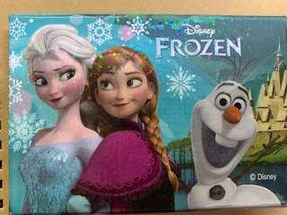 🚚 Frozen 冰雪奇緣 彩色名片盒