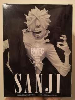 One Piece 海賊王 - 黑白色 山冶 Sanji